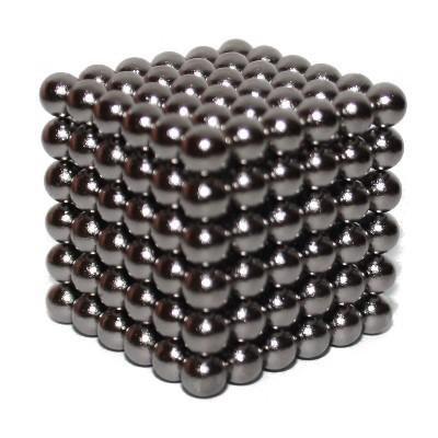 216 Kugelmagnete 5 mm Chrom