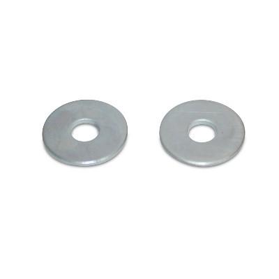 Metallscheibe 15 mm mit Mittelloch
