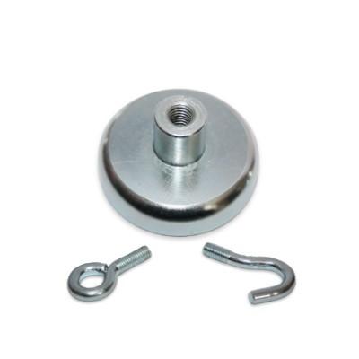 Topfmagnet 32 mm Typ D, E oder F M5