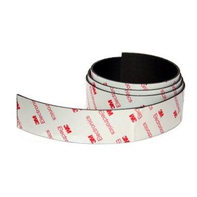 Magnetband 30 mm Neodym - extrastark und selbstklebend