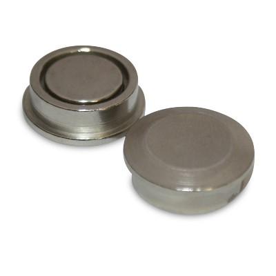 Neodymmagnet im Stahlmantel 23 mm