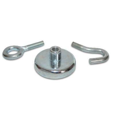 Topfmagnet 36 mm Typ D, E oder F