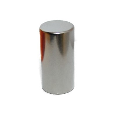 Stabmagnet 15x30 mm N42 Nickel