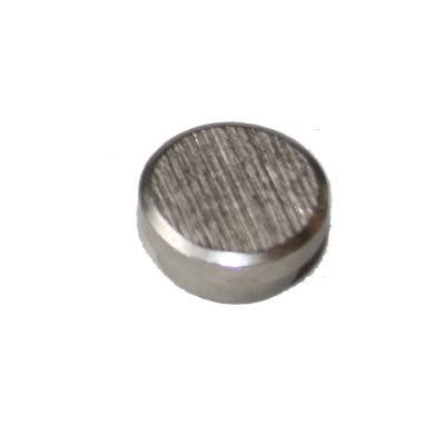 Neodymmagnet im Stahlmantel 16 mm