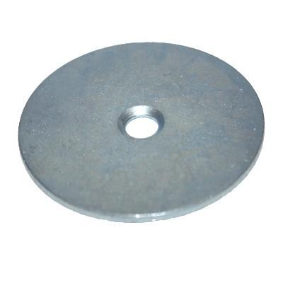Metallscheibe 45 mm mit Bohrung und Senkung