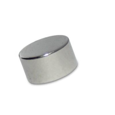 Scheibenmagnet 20x10 mm N42 Nickel