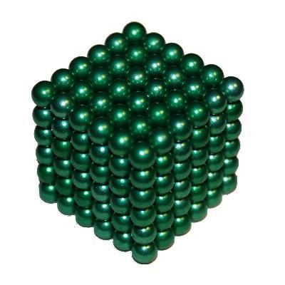 216 Kugelmagnete 5 mm grün zum Toppreis