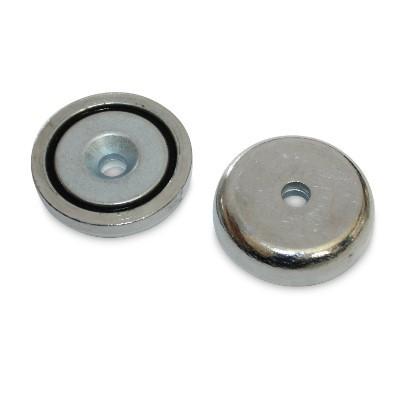 Topfmagnet 25 mm Typ A