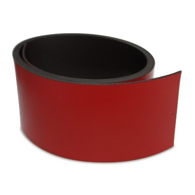 Magnetband 50 mm rot