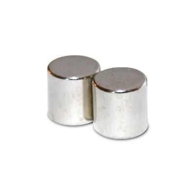Stabmagnet 8x8 mm N48 Nickel