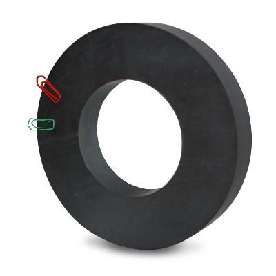 Ringmagnet 156x80x25,4 mm Y35