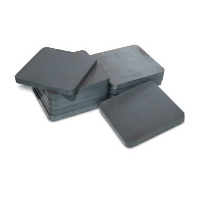 Quadermagnet 30x30x3 mm Y35