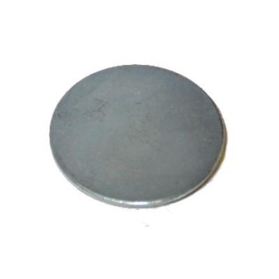 Metallscheibe 40 mm selbstklebend verzinkt