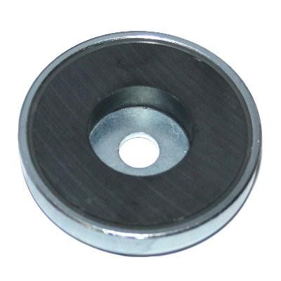 Topfmagnet 50 mm Typ B mit Ferrit als Sonderangebot