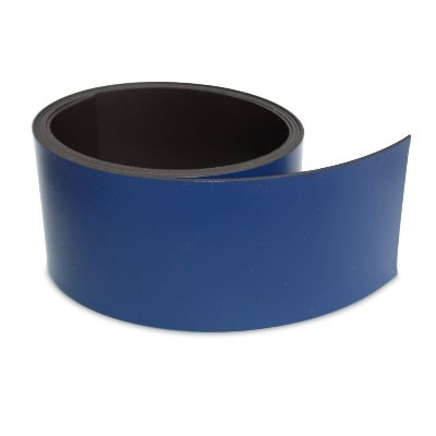Magnetband 50 mm blau