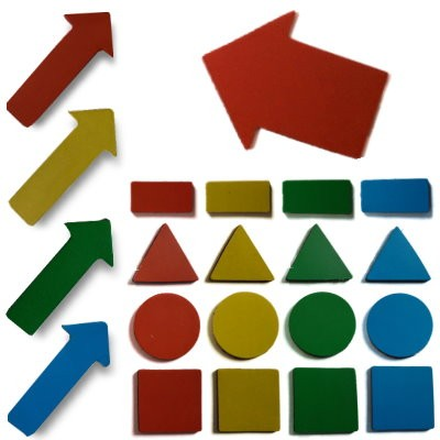 Testpaket 9: Pfeile und Symbole