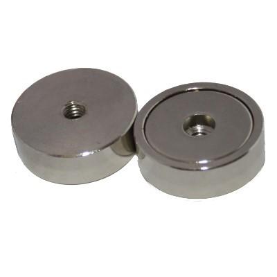 Topfmagnet 25 mm Typ G