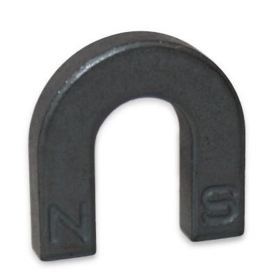 Hufeisen 30 mm Y10 mit Polprägung