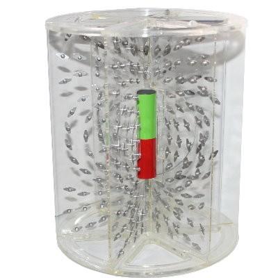 Magnetmodell 3D mit hochwertigen Magneten