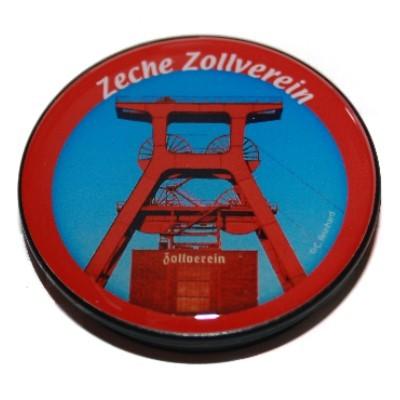 Verschenkmagnet Zollverein
