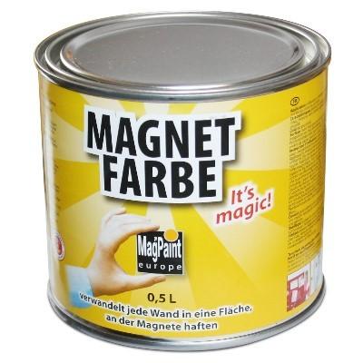MagPaint® Magnetfarbe, 500-ml-Dose