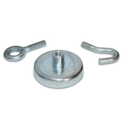 Topfmagnet 42 mm Typ D, E oder F