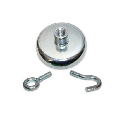 Topfmagnet 25 mm Typ D, E oder F