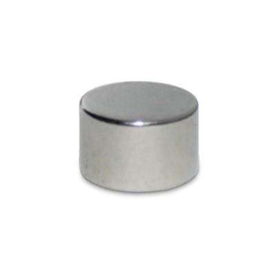 Scheibenmagnet 15x10 mm N42 Nickel
