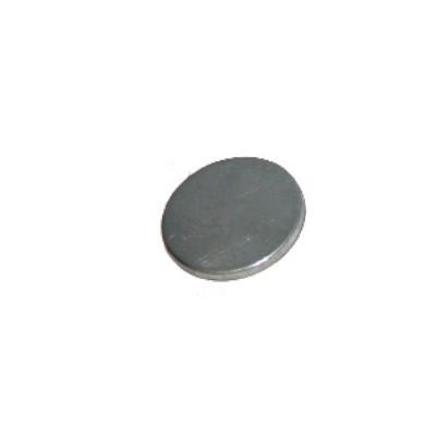 Metallscheibe 20 mm selbstklebend verzinkt