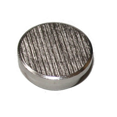 Neodymmagnet im Stahlmantel 22 mm