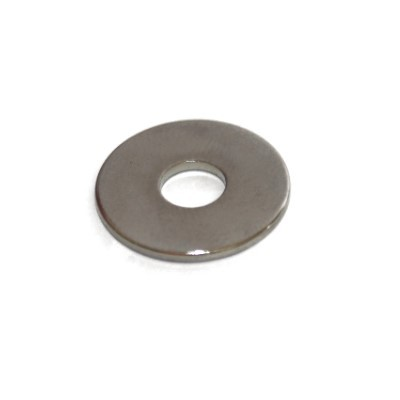 Ringmagnet 15x5x1 mm N42 Nickel