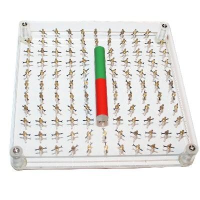 Magnetnadelmodell 150x150 mm