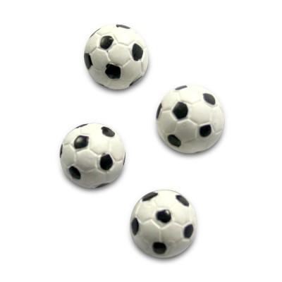 4-tlg. Set: Fußball 12 mm