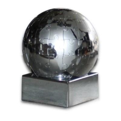 Globus: Die Welt als 66-tlg. Magnetpuzzle