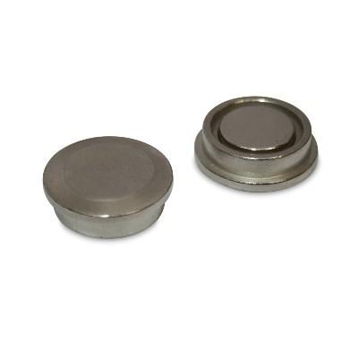 Neodymmagnet im Stahlmantel 19 mm