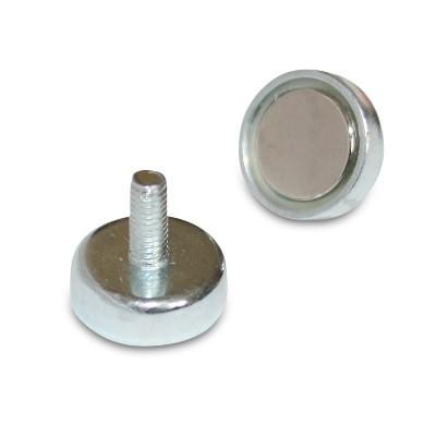 Topfmagnet 16 mm Typ C