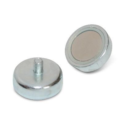 Topfmagnet 25 mm Typ C