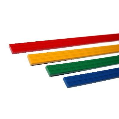 Kunststoffmagnetleiste 200 mm, 4 Farben wählbar
