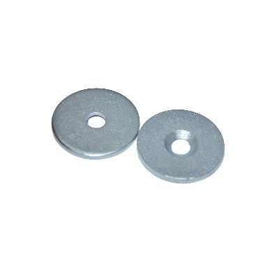 Metallscheibe 23 mm mit Bohrung und Senkung
