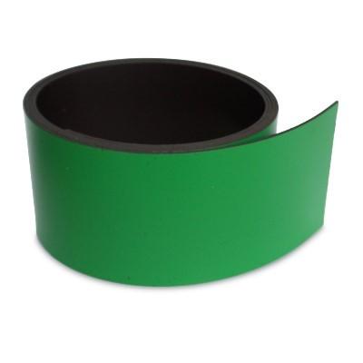 Magnetband 50 mm grün