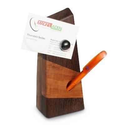Stifthalter mit versteckter Magnetfläche - edle Handarbeit